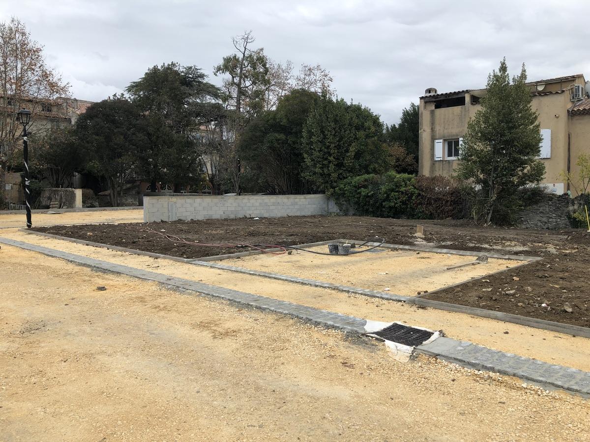 Terrain constructible - Le Beausset