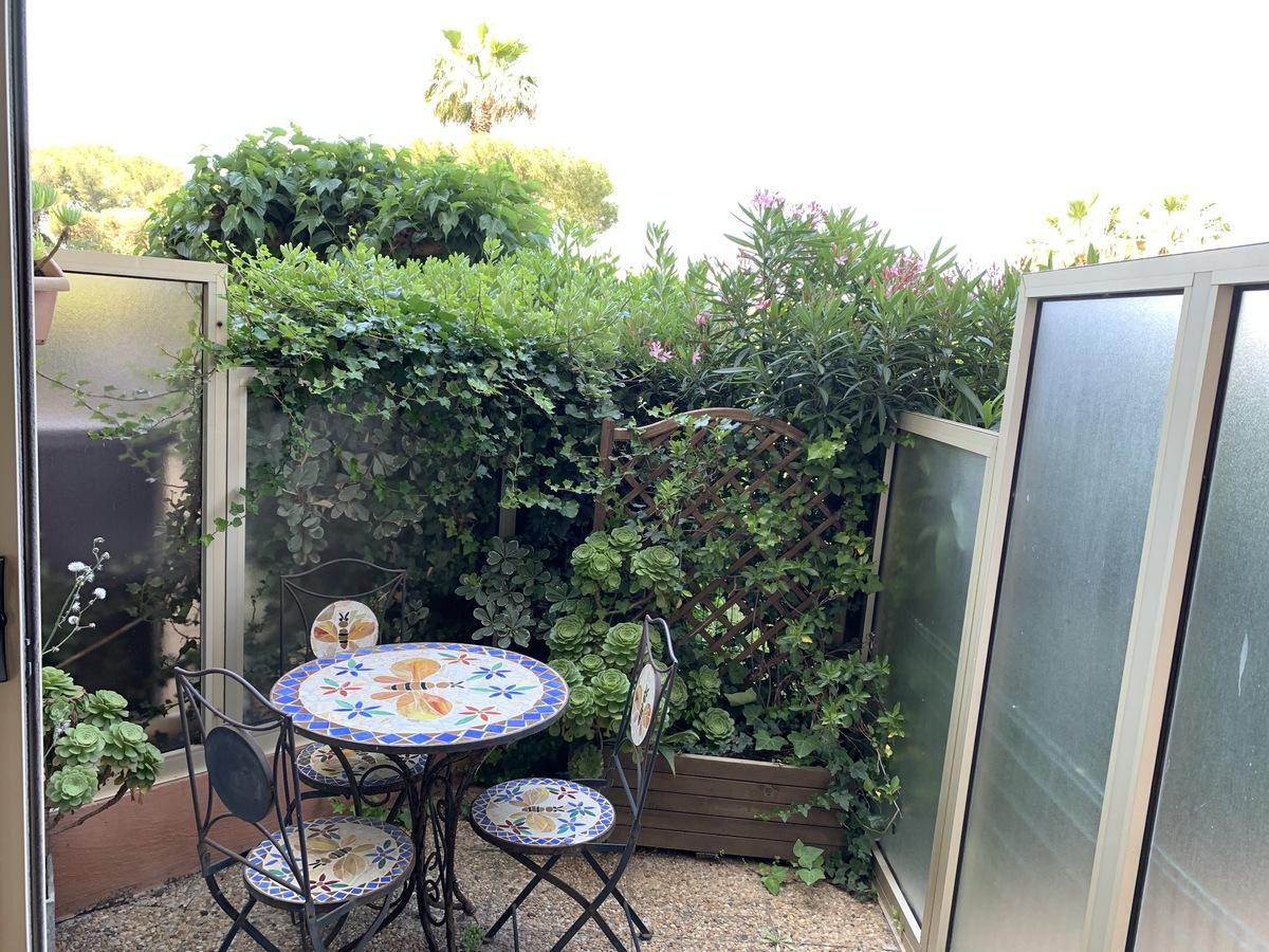 Appartement en rez-de-jardin - Six-Fours-les-Plages