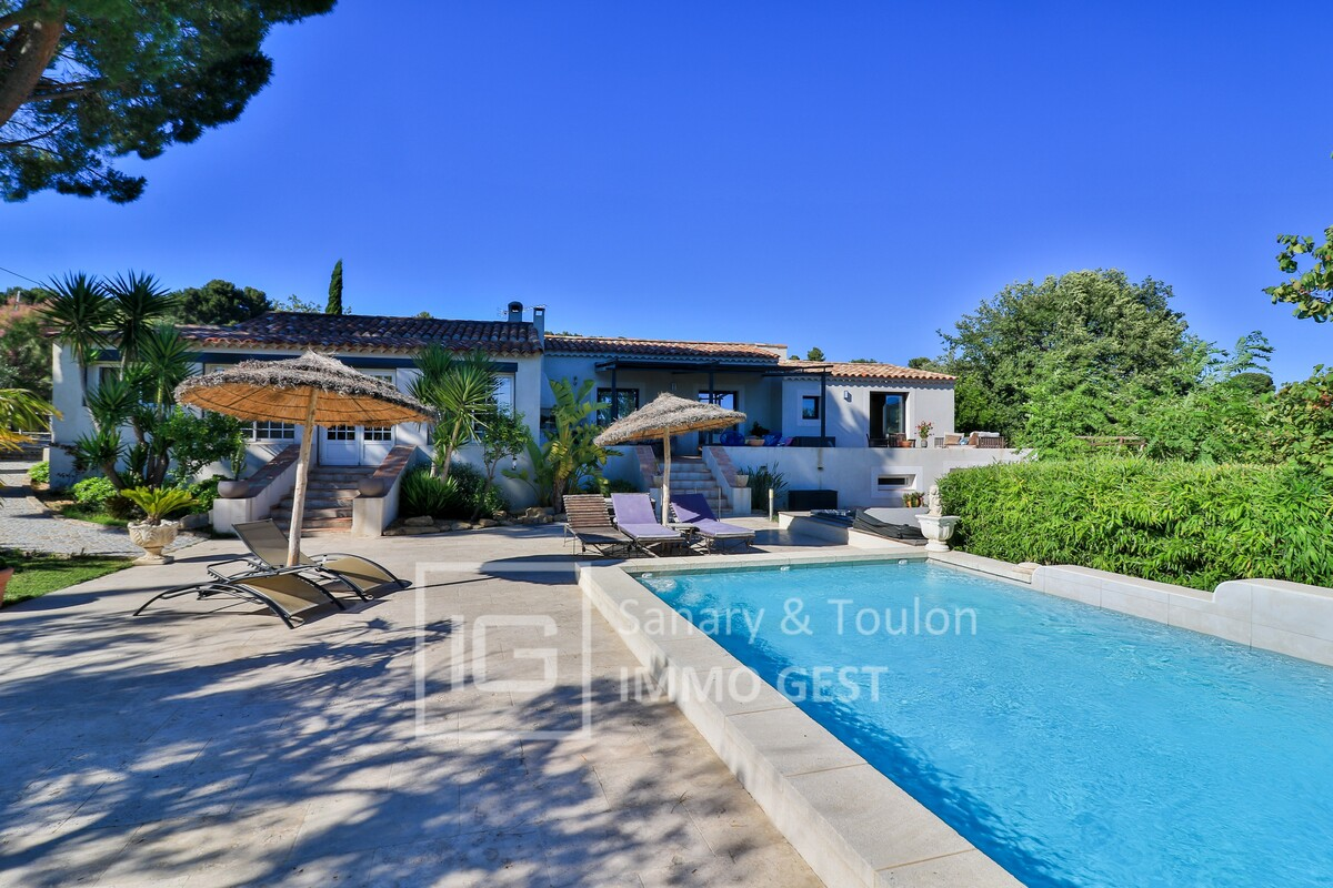 Maison individuelle - La Cadière-d'Azur