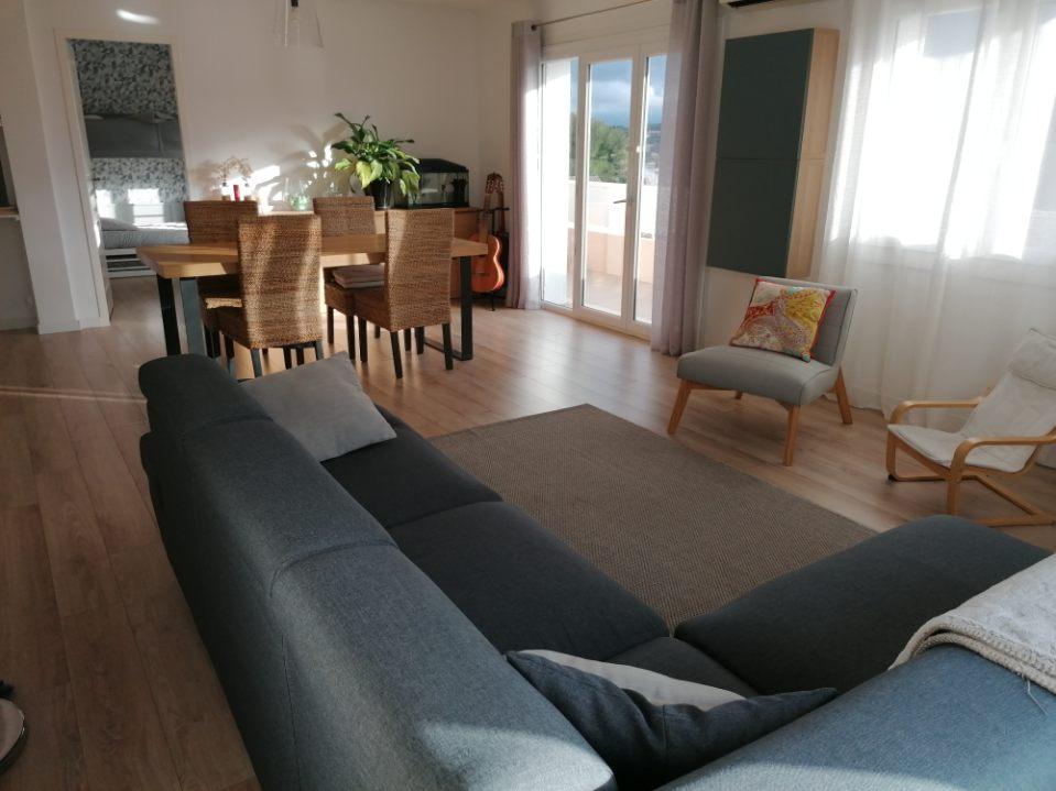 Appartement rénové - Six-Fours-les-Plages